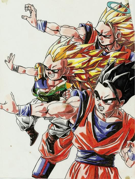 Dragon Ball por sayajin71